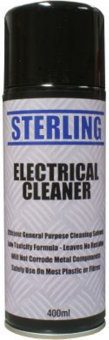 Can of electrical Cleaner Aerosol Spray