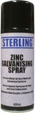 zinc galvanising spray can