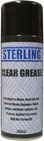 can of clear grease spray