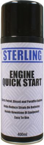 can of engine start spray