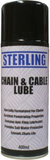 Chain and Cable Lube Aerosol Spray | 400ml