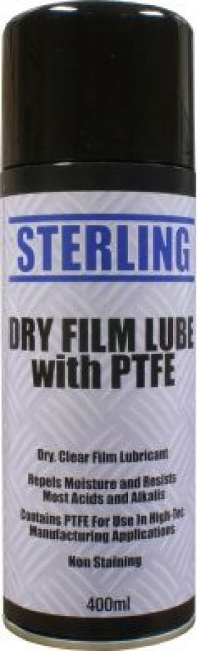 dry film lubricant with ptfe