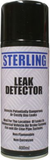 can of leak detector spray