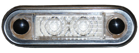 LED Marker Light Flush Fit / Various Colours Available