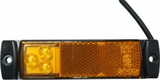 LED Utility Button Lamp (Amber)