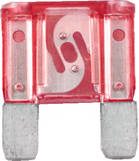 red maxi blade fuse