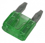 dark green mini blade fuse