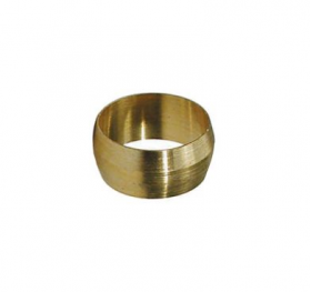 4mm brass olive