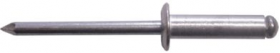 Rivets - Standard Aluminium 4.0 x 12mm | Qty: 500