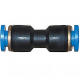 10 Assorted METRIC Push fit couplings