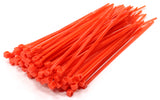 Red Cable Ties | 100 x 2.5mm