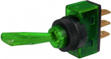 Toggle Switch 20A - Green