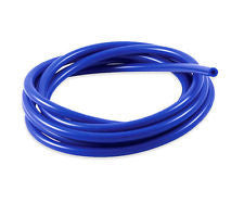 blue silicone tubing