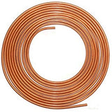 brake pipe - soft copper