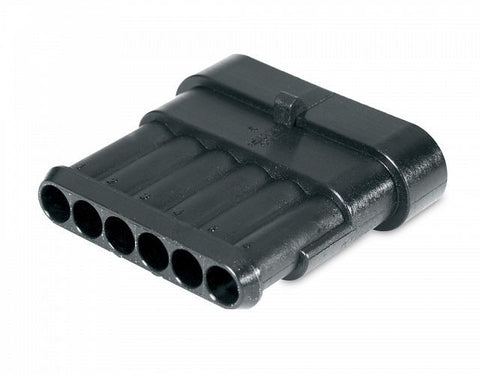 SuperSeal Connector - 6 Way Male