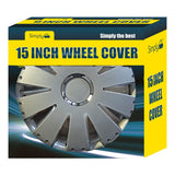 15 inch wheel covers