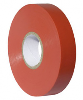 PVC Tape | Red, 19mm X 33m