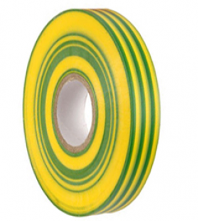 Insualting Tape - Earth - green - yellow