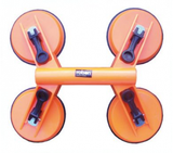 Heavy Duty Lifter - 4 Cups - orange