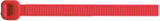 Cable Ties 300mm x 4.8mm RED