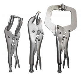 3pc Welding Clamp Set