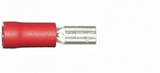 Red Female Spade 2.8mm Electrical Connectors | Qty: 100