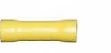 Yellow Butt 5.5mm Electrical Connectors | Qty: 100