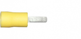 Yellow Blade 10.0 x 2.8mm crimps terminals  | Qty: 100
