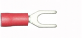 3.7mm Red Fork Electrical Terminal