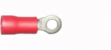 Red ring crimp terminal 3.2mm