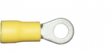 5.3mm yellow ring electrical terminal