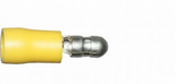 yellow bullet electrical terminal