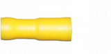 yellow bullet receptacle electrical terminal