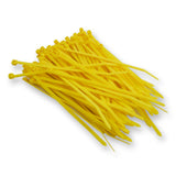 Yellow Cable Ties | 140 x 3.6mm