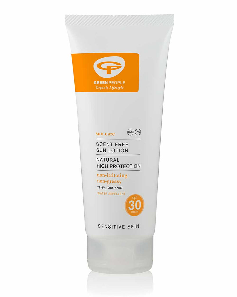 Green People - Scent Free Sun Lotion SPF30  (200 ml)
