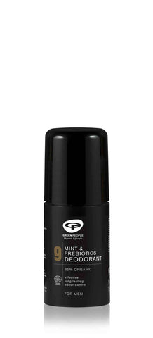 Green People - No. 9 Mint & Prebiotics Deodorant (75 ml)