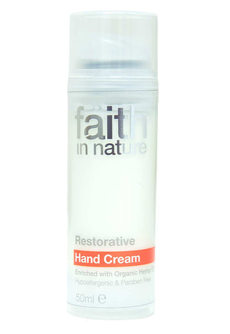 Faith In Nature - Restorative Hand Cream