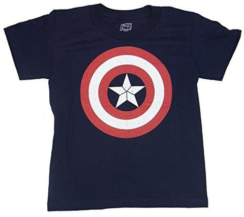 Captain America Shield Civil War Kids T-shirt - Coast City Styles