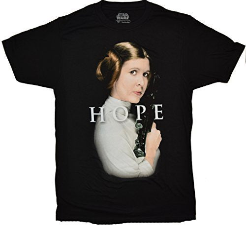 Star Wars Classic Princess Leia Hope T-shirt
