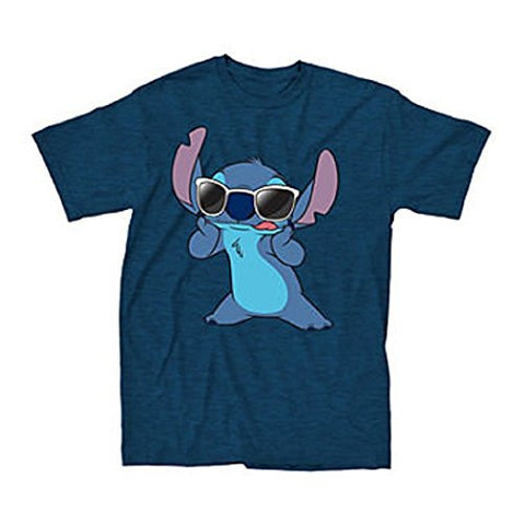 Disney Lilo and Stitch Sunglasses Famous T-shirt - Coast City Styles