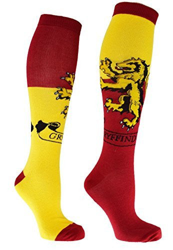 Harry Potter Gryffindor House Knee High Socks - Coast City Styles