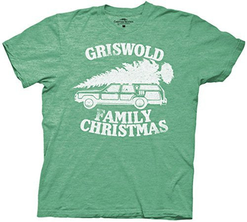 Griswold Family Christmas Vacation T-shirt - Coast City Styles