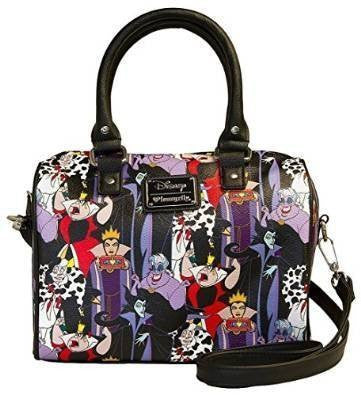 Loungefly Disney Villains Pebble Duffle - Coast City Styles