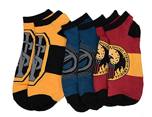 Fantastic Beasts And Where To Find Them Newt Scarmander Socks - Coast City Styles