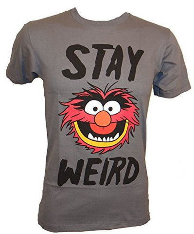 Disney Muppets Animal Stay Weird T-shirt - Coast City Styles
