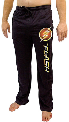 DC Comics Flash Logo Pajama Sleep Lounge Pants