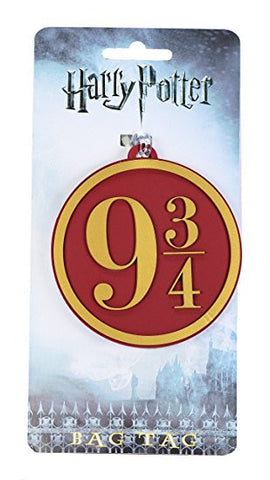 Harry Potter 9 3/4 Luggage Tag