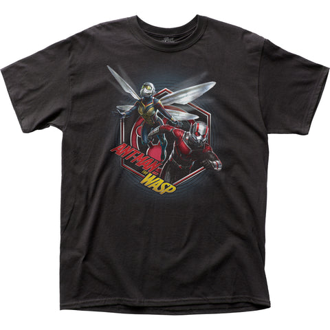 Marvel Ant-Man and The Wasp Movie Poster Mens T-Shirt