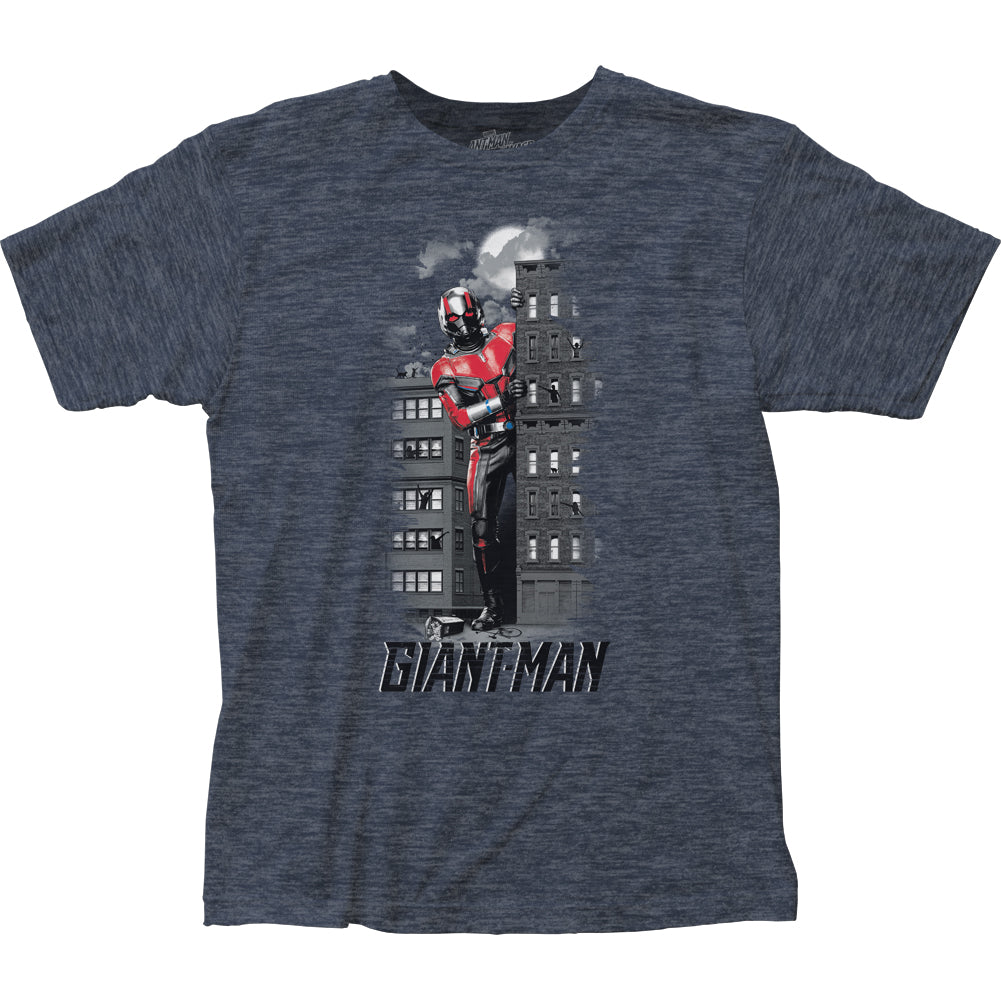 Marvel Ant-Man and The Wasp Giant Man City Mens T-Shirt