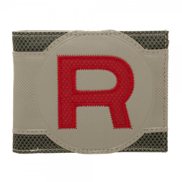Pokemon Wallet Team Rocket Bifold Wallet